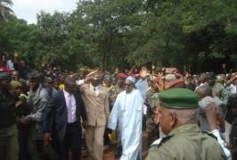 Le président Alpha Condé attendu ce vendredi à Labé pour une tournée dans la région