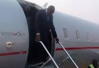 Alpha Condé à Abuja pour l'investiture de Muhammadu Buhari