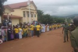 Campagne électorale: Des incidents signalés à Mamou, au moins 4 blessés