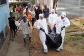 Ebola : le combat est loin d'être gagné en Basse-Guinée