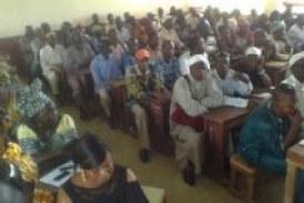 Sports-Dabola: 52.381 personnes sensibilisées sur Ebola par les jeunes animateurs socioéducatifs dans cinq (5) CR de la préfecture