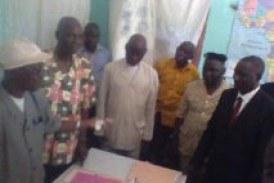 Dabola: Le nouvel inspecteur général du travail a pris contact avec les employeurs de la préfecture