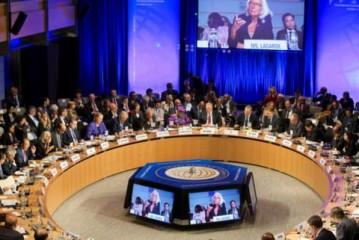 Ebola: le FMI étudie un allègement de dette des pays touchés (porte-parole)