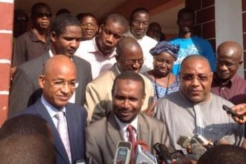 Manifs politiques : une réunion des opposants prévue lundi !