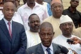 Présidentielle du 11 octobre : L'opposition redoute la tenue du scrutin à la date indiquée