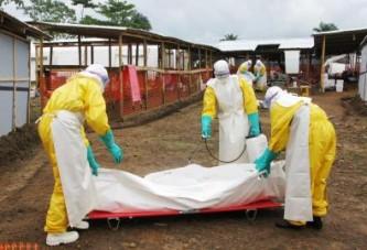 Ebola en Guinée: Voici les derniers chiffres