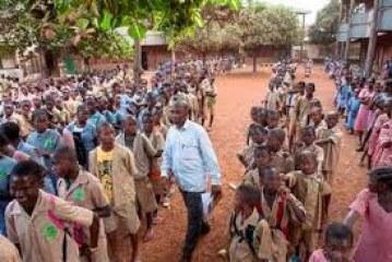 Guinée: Distribution de kits sanitaires pour une rentrée scolaire et universitaire sécurisée