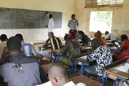 Éducation : état de lieu du niveau d'avancement des programmes à l'approche des examens nationaux