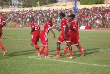 Ligue 1: Le Horoya écope d'une sanction