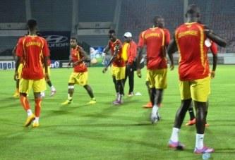 Match amical: Le Syli national affronte le Tchad le 6 juin prochain