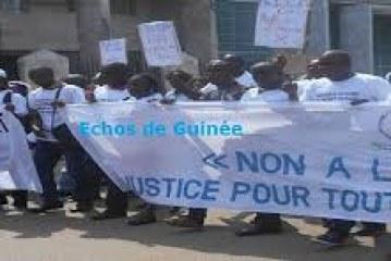 Marche de la société civile: Les derniers réglages à 48 heures de l'événement