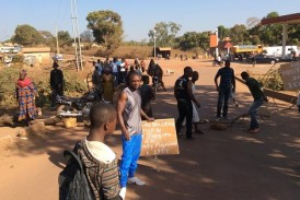Labé: des affrontements signalés entre militants de l'ufdg et du RPG