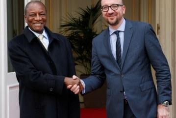 Ebola-diplomatie: le cynisme de Condé pour se relancer dans le giron