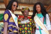 Les légendes du Hafia 77 et Miss Guinée en tournée