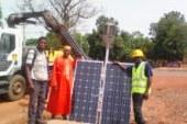 Dabola-Electricité: C'est parti pour l'implantation de 115 lampadaires dans la préfecture