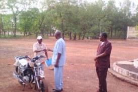 Politique:Le DG de ''Kaléta''au chevet de la jeunesse de Dabola