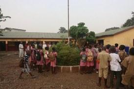 Une timide rentrée des classes dans la région de Labé