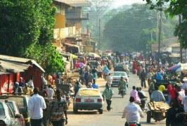 MAMOU: Des poubelles publiquespour la commune urbaine