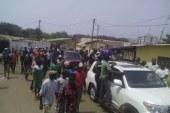TOUGUE : La manifestation était effective !