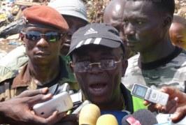 Sorel en colère contre l'implication de l'épouse de Dalein dans l'assainissement à Conakry