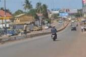 Banlieue de Conakry: Retour progressif de l'accalmie