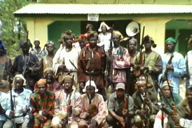 Insécurité-Dabola: Les chasseurs et guérisseurs traditionnels s'engagent à lutter contre les coupeurs de route