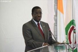 Message du président de la Commission Sem Désiré Kadré Ouedraogo à la communauté à l'occasion des 40 ans de la CEDEAO