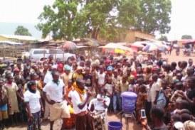 Santé-Dabola:Lacampagne ''l'hygiène des mains''lancée officiellement dans la préfecture