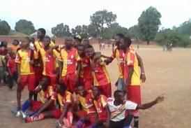 Sports-Foot-Dabola:Fini le tournoi de football doté du trophée, SG de la Commune Urbaine (CU)