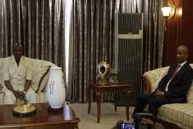 Guinée: Cellou Dalein Diallo rencontre le président Alpha Condé (RFI)