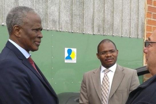 L'ambassadeur de Guinée à l'assemblée générale