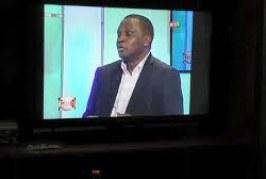 Dakar: superbe prestation d' Antonio Souaré sur la Radio Télévision Sénégalaise