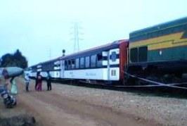 Blueline, la deuxième ligne ferroviaire de Conakry sera lancée ce samedi