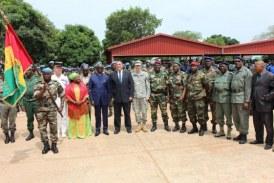 Crise malienne : Un bataillon de 850 soldats guinéens en route pour le nord du Mali