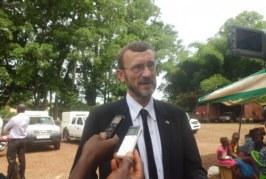 Élections en Guinée : Le Chef de la délégation de l'Union Européenne promet d'appuyer la CENI