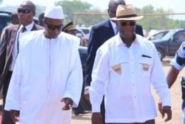 Ouatara à Alpha Condé : «Nous sommes très attentifs à ce qui se passe en Guinée… »