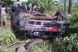 Kankan : un mort et deux blessés dans un accident de circulation