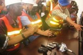 Energie: La première tribune du barrage hydroélectrique de ''Kaléta'' lancé