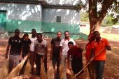 Dabola: L'Association de Jeunes pour la Promotion de la Santé et l'Environnement s'implique dans l'assainissement