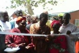 Administration-Dabola: Le Bloc administratif de la CR d'Arfamoussaya inauguré