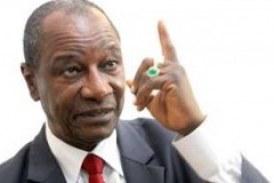 Le lapsus du président CONDE à Kindia : « la manque d'imagination » a-t-il dit et répété
