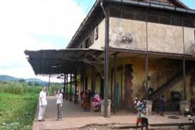MAMOU : Chemin de fer Conakry- Kankan , un pas de plus vers la réhabilitation !