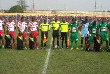 Football : Tirage au sort des 16è de finale de la Coupe nationale de Guinée