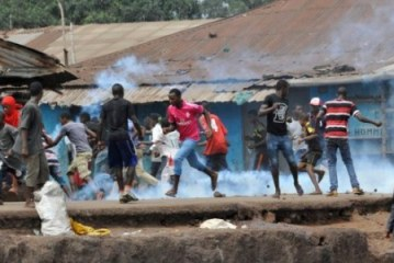 GUINEE : L'introuvable paix !