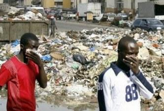 A la veille des grandes pluies, Conakry envahie par les ordures