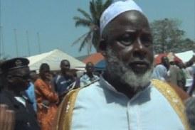 ''Il n'y a pas de djihadistes en Guinée'', assure le 1er imam de la grande mosquée Fayçal de Conakry