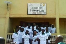 Education-Dabola: La jeunesse et leaders religieux contre le mariage précoce des orphelins d'Ebola dans la préfecture