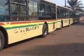 Transport : Les travailleurs de la SOTRAGUI entame une grève…