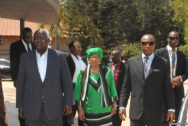 Les chefs d'État de l'Union du fleuve Mano en sommet à Conakry