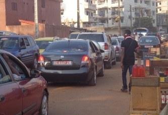 Embouteillage à Conakry : Les forces de l'ordre s'impliquent dans la régularisation de la circulation